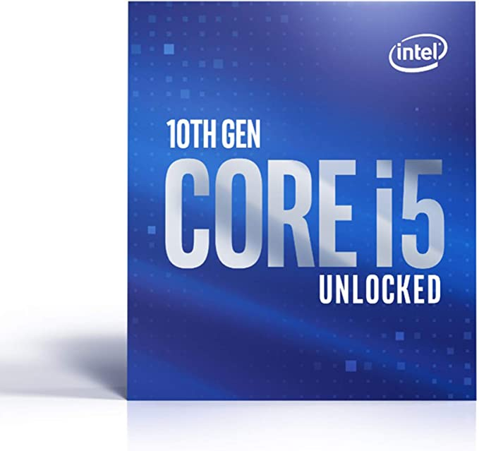Intel Core i5-10600K (Base Clock 4.10GHz; Socket LGA1200; 125 Watt) Box: Amazon.co.uk: Computers & Accessories