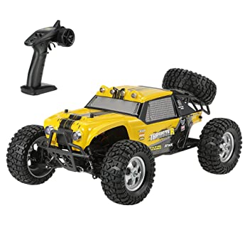 Amazon com: Goolsky HBX 12889 1/12 2 4G 4WD Two Speed Transmission