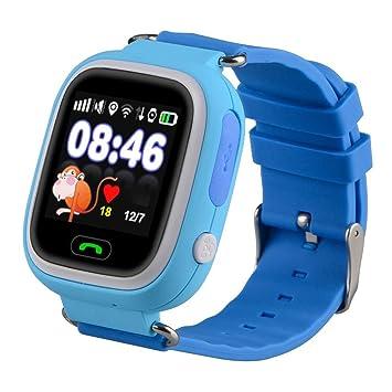 Reloj Inteligente para niños con GPS antipérdida, Compatible ...
