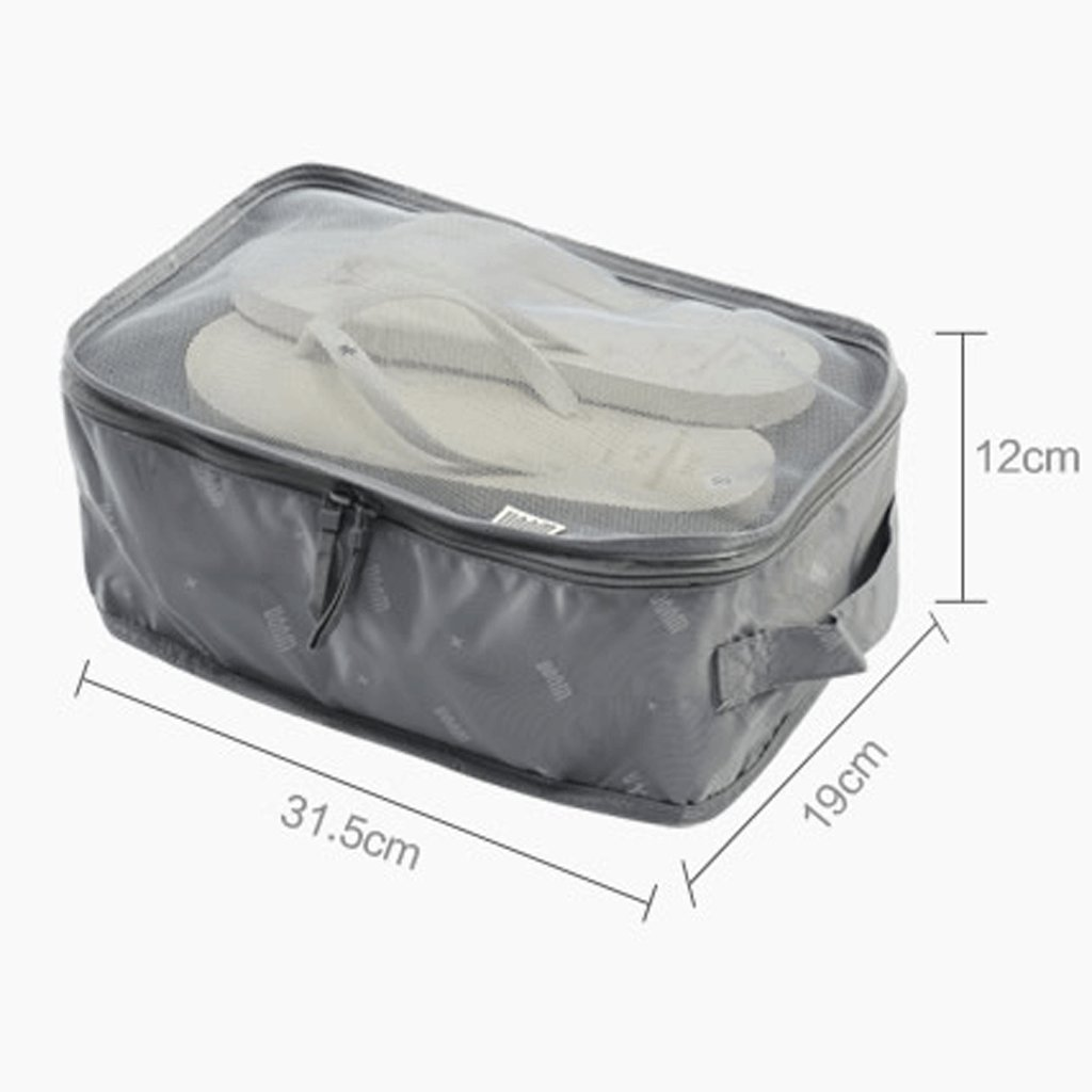XXT-Shoe bag Portable Storage Bag Shoe Storage Bag Shoe Bag Travel Storage Bag