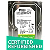 (CERTIFIED REFURBISHED) WD Generic 500Gb (Green) Sata /300 Intellipower 32Mb Hard Drive For (Desktop)