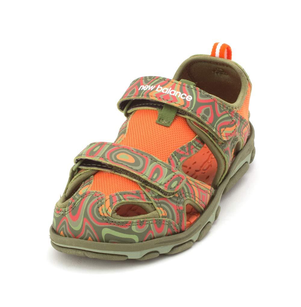 New Balance Expedition Sport Sandal (Toddler/Little Kid),Camo,8 M US Toddler
