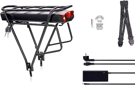 DeHawk - Kit de conversión de batería para bicicleta eléctrica ...