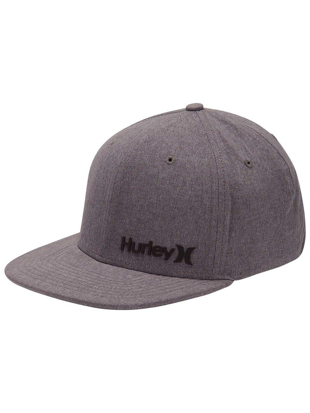 Hurley Mens Phantom Corp Cap OS Black