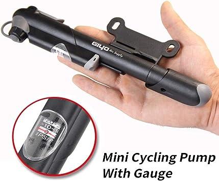 LIZHIOO Bomba de Bicicleta Válvula AV/FV Adaptadores de Bomba de ...