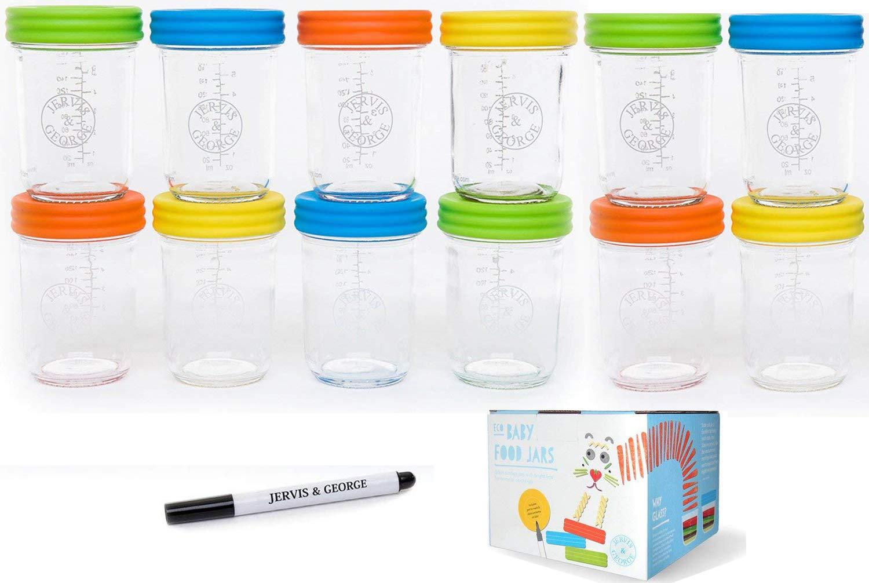一流の品質 8オンス瓶 Jars。 12 12 Jars 12 Jars Jars B07MPQFVNZ, 前橋特製銘茶 駒井園:83c461a2 --- yelica.com