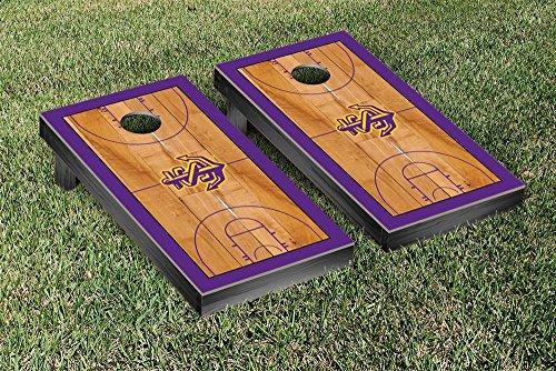 UPC 799695069729, Shreveport Pilots Cornhole Game Set Basketball Court Version