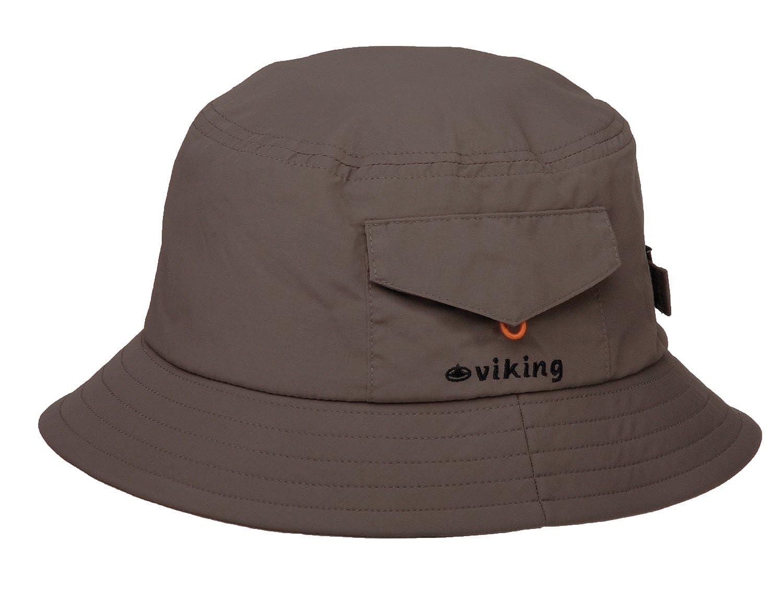 Perfekt f/ür sonnige Tage Perforationsl/öcher Viele Farben zur Auswahl Rupert Viking Hut UV-Schutz