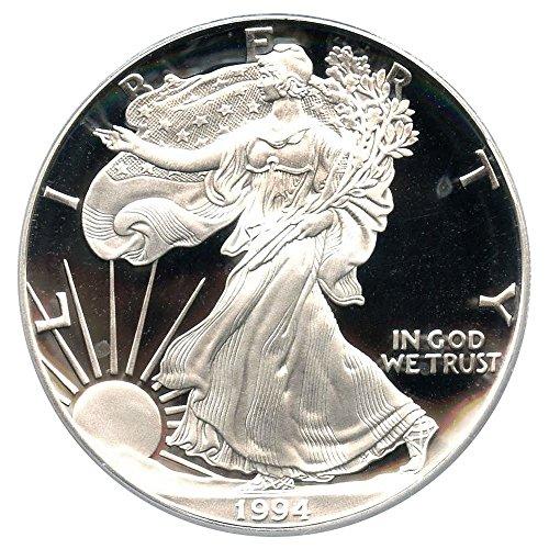 1994 P American Eagle Dollar PR69 PCGS