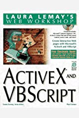 Laura Lemay's Web Workshop Activex and Vbscript Paperback