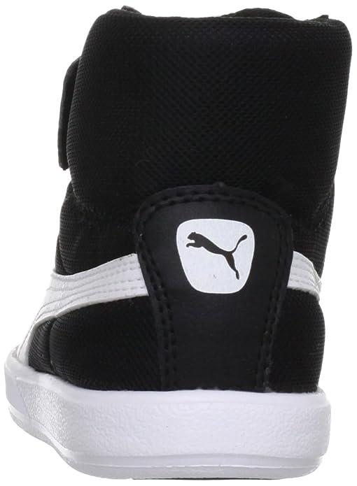 Puma Archive Lite MID V 354903, Sneaker unisex bambino, Nero (Schwarz (black-white 04)), 20