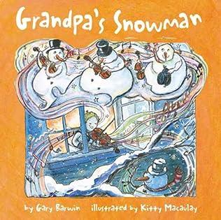 book cover of Grandpa\'s Snowman