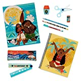 Disney Moana Stationery Supply Kit