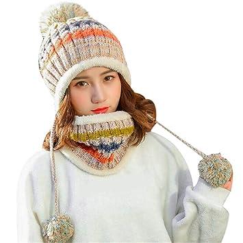 9d1cd41a230 Amazon.com   Annhoo 2019 Women Fashion New Beanie Hats