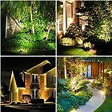 VOLISUN Spotlights Outdoor Landscape Lights with