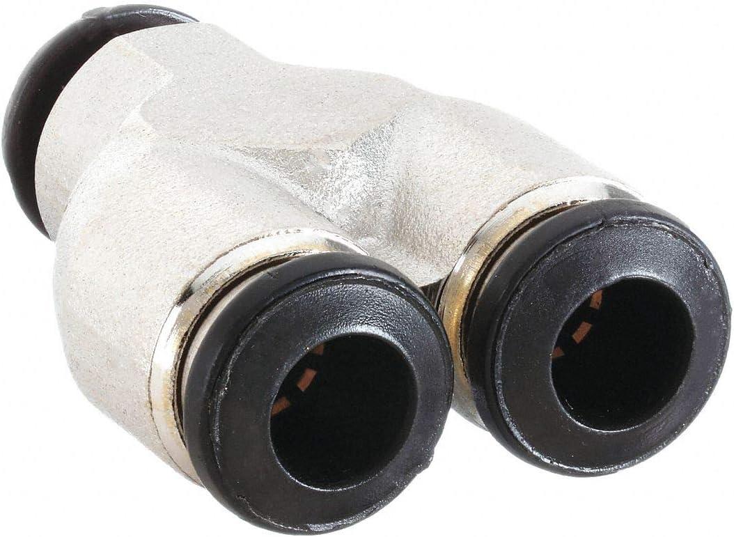 Aignep Usa 8mm Metal Union Y 50310N-8-PK5-1 Each