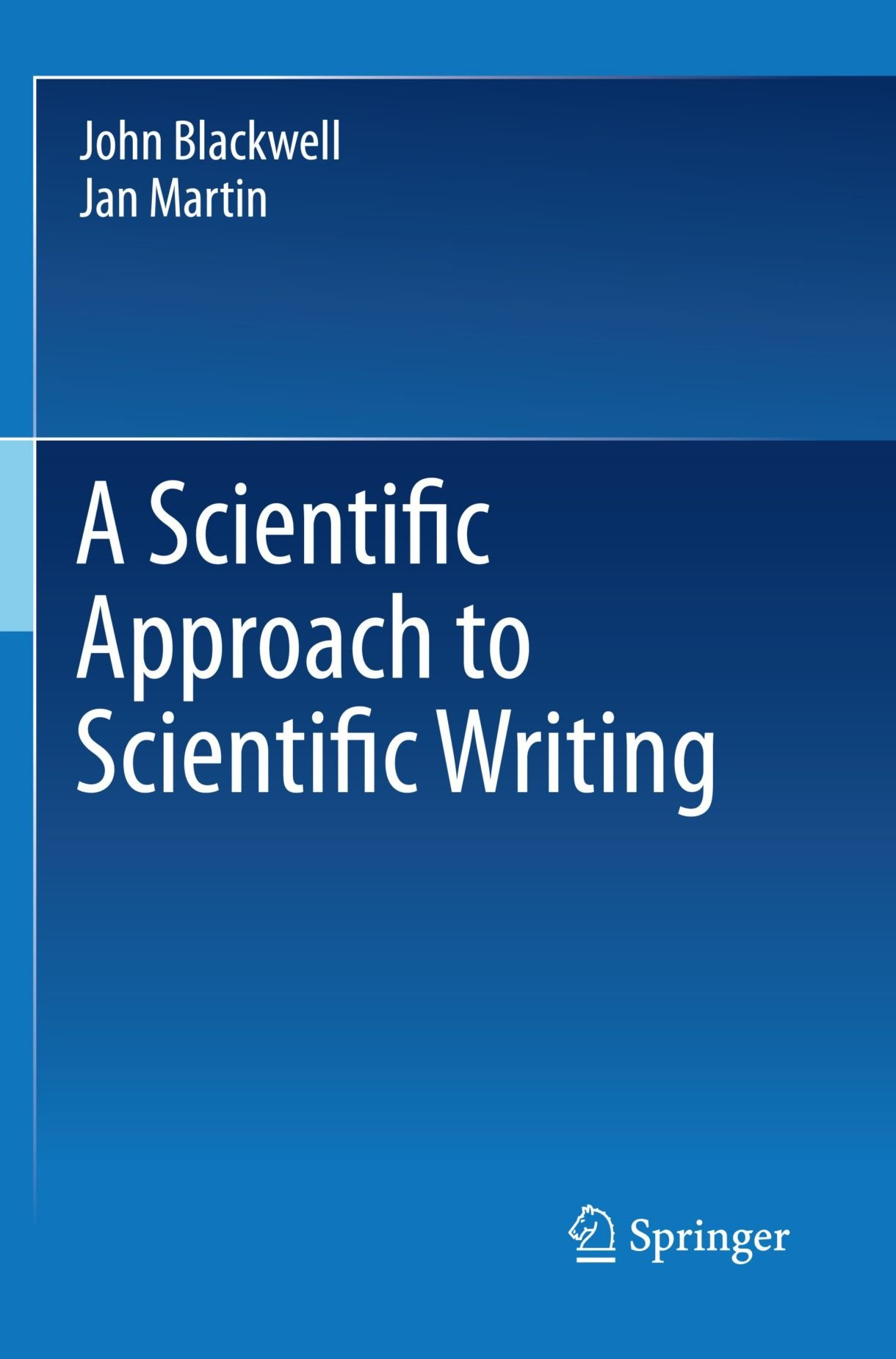 A Scientific Approach to Scientific Writing by Springer
