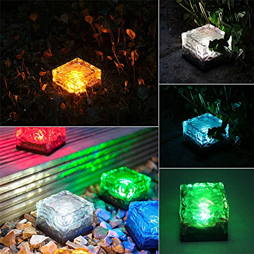 Outdoor Led Light Cube - 6