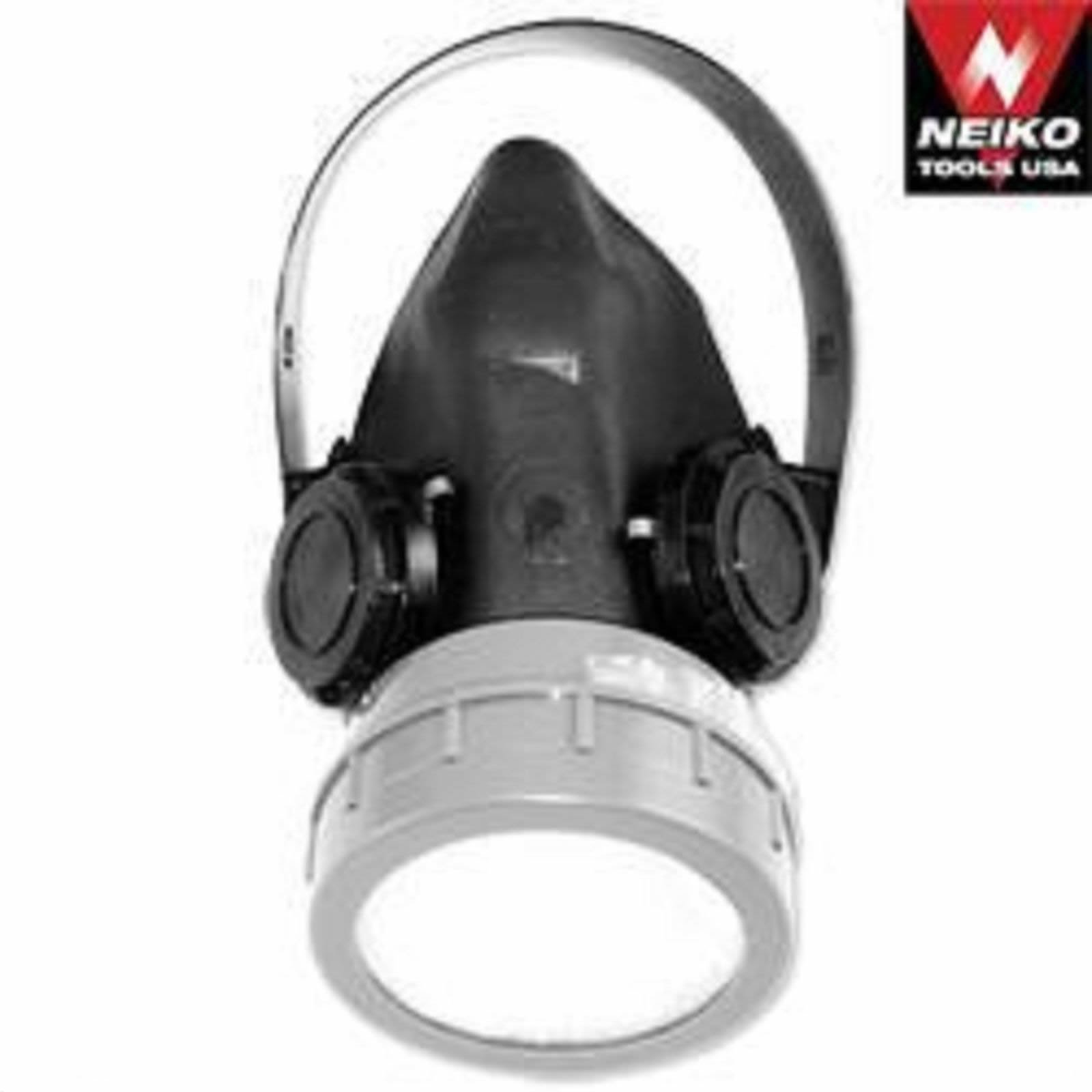 Paint Safety Respirator Mask Protective Gear Paint Dust Demo Construction Tools