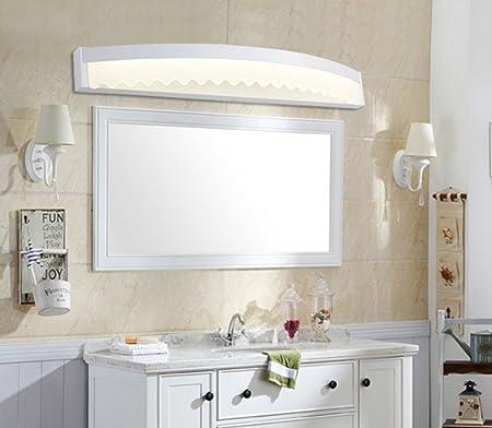 Zhas The Waterproof Aluminum Mirrors Led Front Fog Free Bathroom