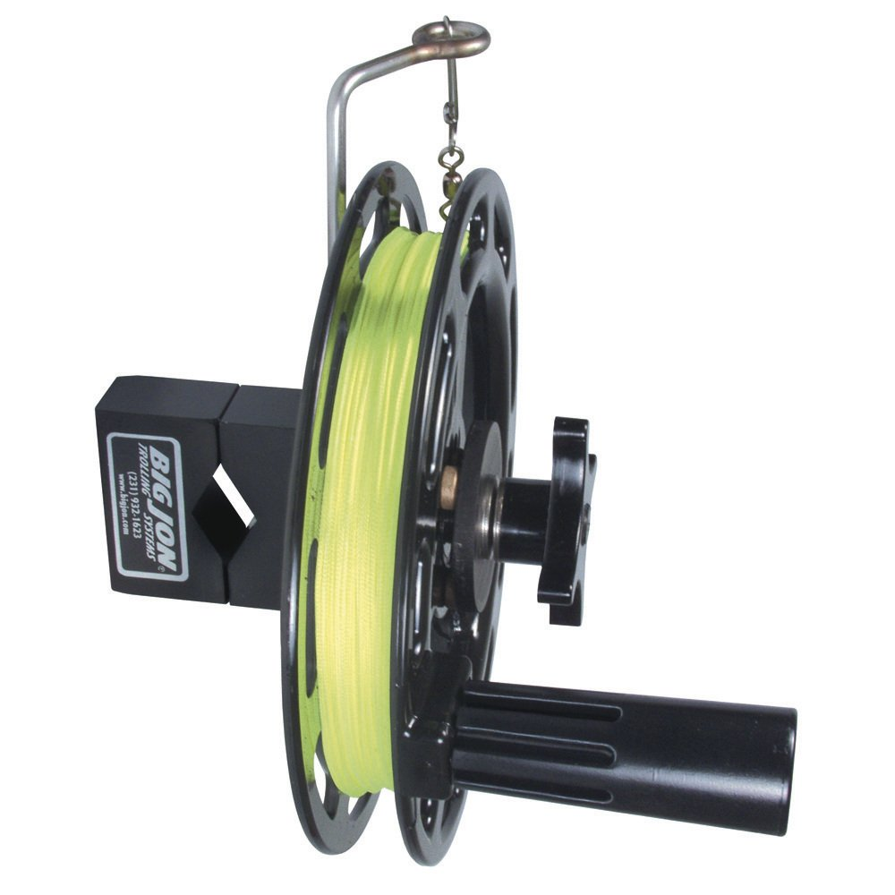 Big Jon Manual Clamp-On Planer Wheel by BIG JON SPORTS