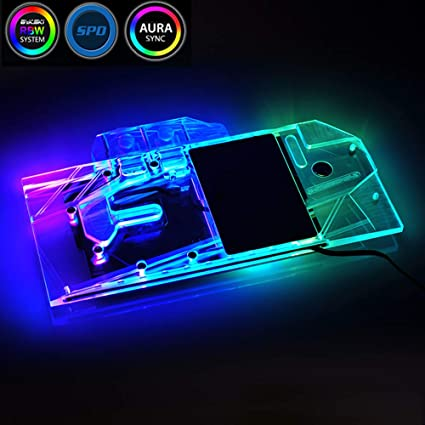Amazon com: GPU Copper RBW LED RTX 2080Ti RTX 2080 RTX 2070 Graphics