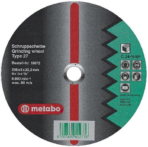 Metabo Pierre Flexiamant super 125 x 6,0 x 22,2, 616731000 0x 22
