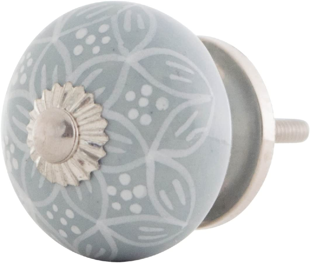 Knober Bouton de Meuble sur poign/ée de Meuble pour Une Conception de Meubles et esth/étique