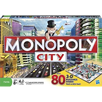 Monopoly City Edition