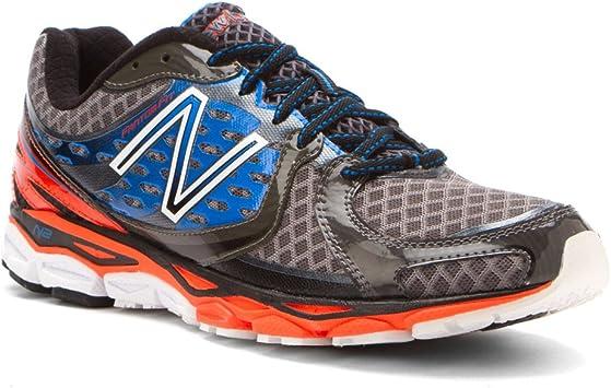 New Balance M1080, Zapatillas de Running para Hombre, Negro, 47 EU: Amazon.es: Zapatos y complementos