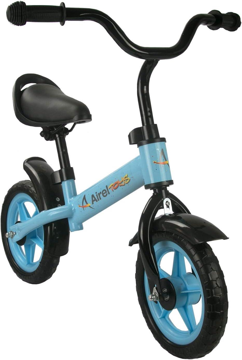Airel Bicicleta Equilibrio para Niños | Bicicleta Sin Pedales | Bicicleta Sin Pedales Infantil | Correpasillos | De 2 a 6 años