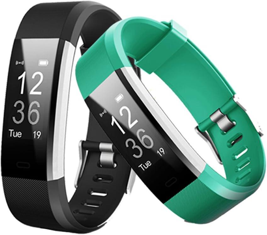 Fitness Tracker id115 Plus Fitness reloj Tracker Smart actividad ...