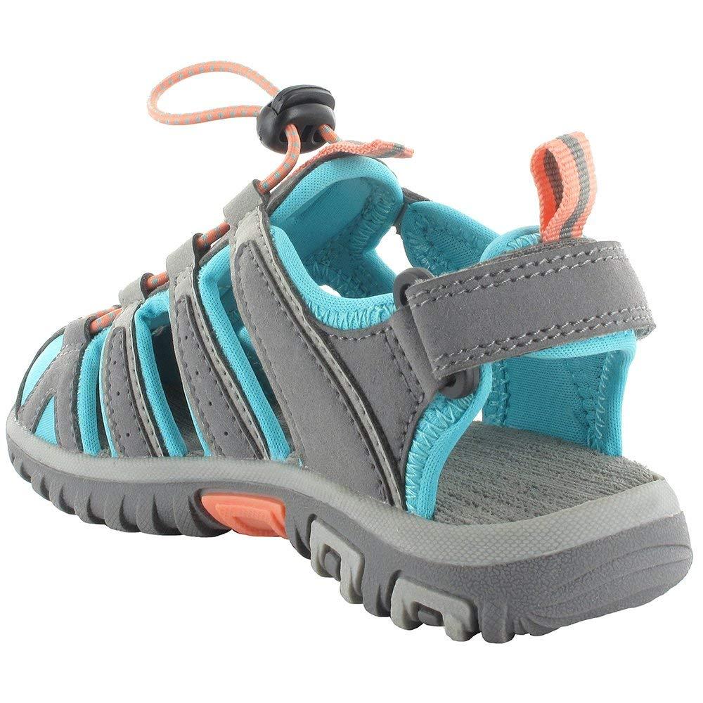 Hi-Tec Girls Cove Ii Junior Water-Friendly Sandals 31530