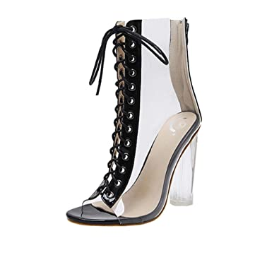 4b4bb22b20ad1 VEMOW 2018 Spring Summer New UK Shoes for Women Girls Ladies for Work  Office Sexy Home Party Club Black Khaki Roman Buckle Strap Women Sandals  Sexy Sandals ...