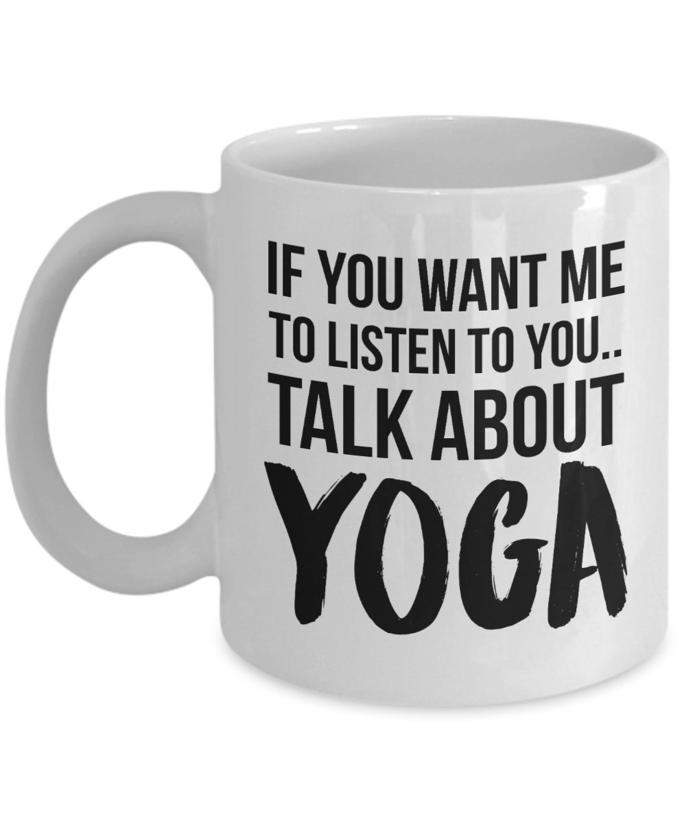Amazon.com: Yoga Gift, Yoga Mug, Yogi Gift, Yogi Mug, Gift ...
