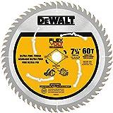 """DEWALT DWAFV3760 Flexvolt 60T Circular Saw Blade, 7-1/4"""""""
