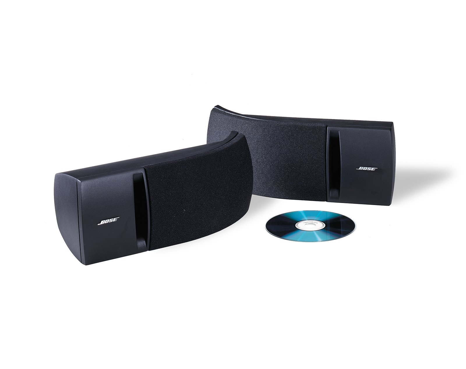 Bose 161 Speaker System (Pair, Black) by Bose