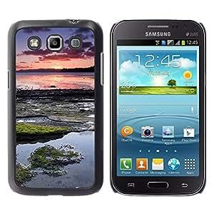 Paccase / SLIM PC / Aliminium Casa Carcasa Funda Case Cover - Nature Beautiful Forrest Green 179 - Samsung Galaxy Win I8550 I8552 Grand Quattro