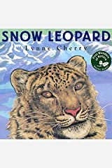 First Wonders of Nature: Snow Leopard Board book