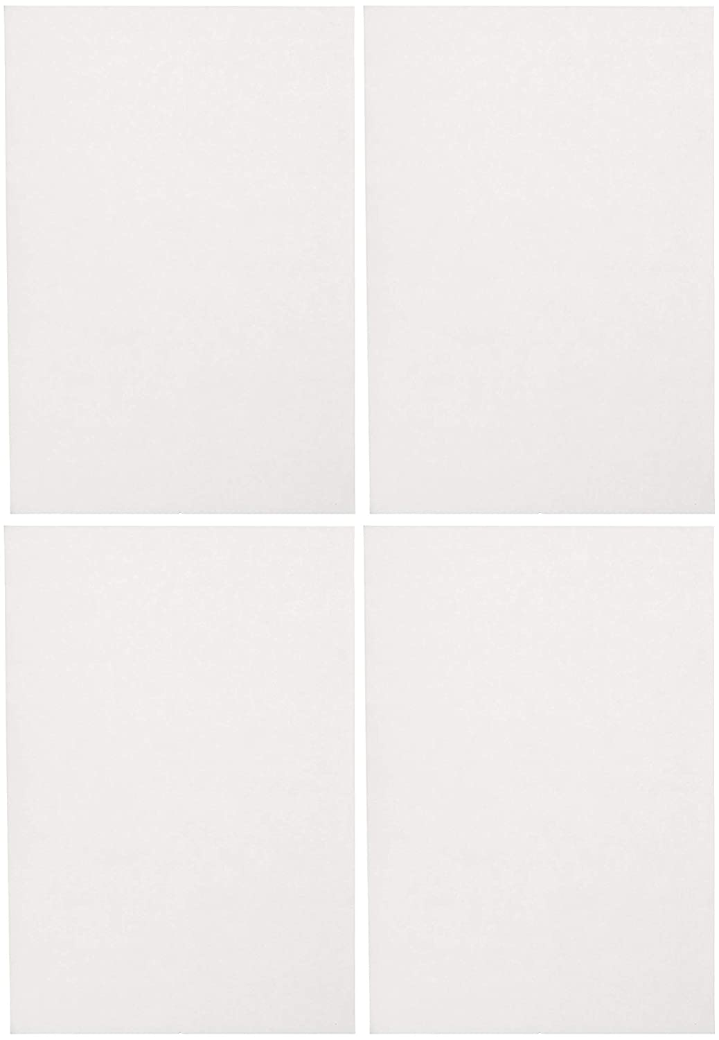 Sax Sulphite Drawing Paper Extra-White 70 lb Pack of 500 12 x 18 Inches