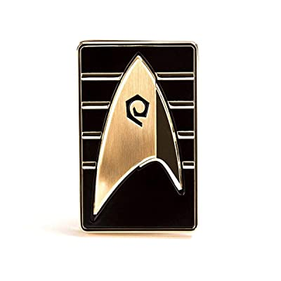 Quantum Mechanix Star Trek: Discovery: Cadet Badge: Toys & Games