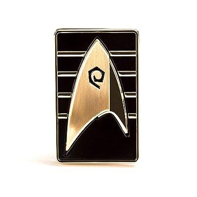 Quantum Mechanix Star Trek: Discovery: Cadet Badge: Toys & Games [5Bkhe1002789]