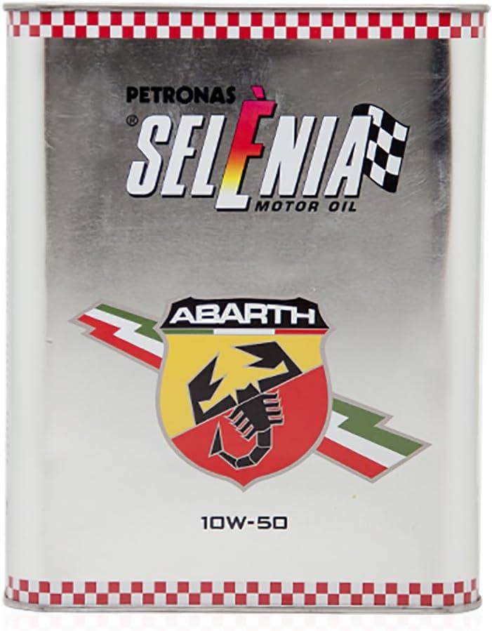 Selenia Abarth 10w 50 2 Liter Dose Auto