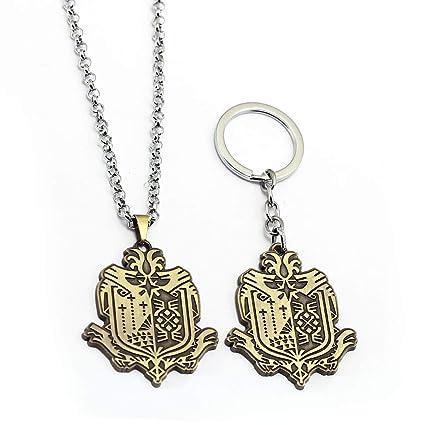 Value-Smart-Toys - Monster Hunter Keychain Keyring Bronze ...