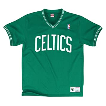 Camiseta Mitchell & Ness: NBA Boston Celtics ...