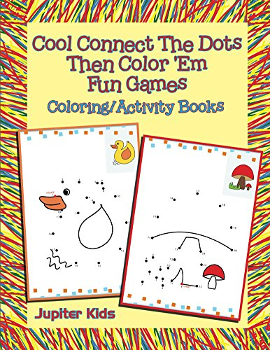 Cool Connect Dots Color Games ebook