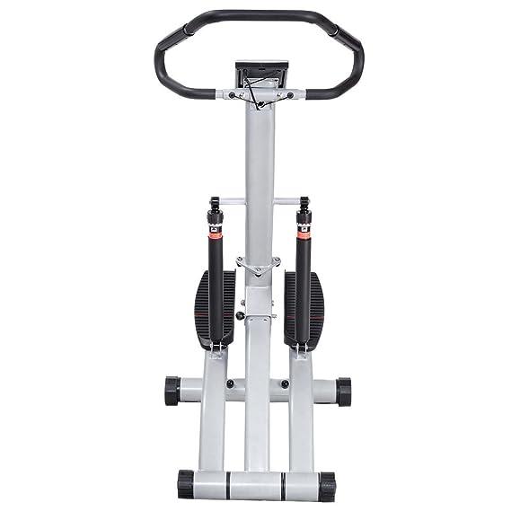 Amazon Goplus 2 In 1 Folding Step Machine Twister Climber With