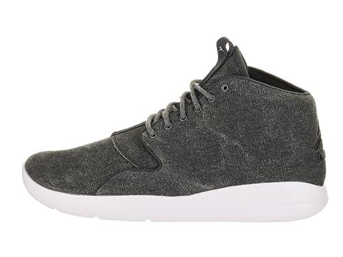 1bf2af9f900 Amazon.com  Jordan Nike Men s Eclipse Chukka Anthracite Black White  Basketball Shoe 11 Men US  Shoes