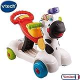 VTech 3-in-1 Zebra Scooter - Multi-Coloured, 112603