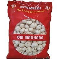 OM MAKHANA Lotus Seeds Pop (Pack of 100 g)